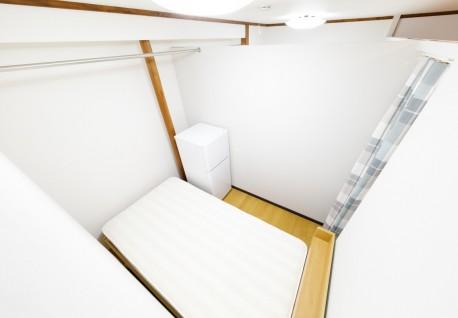 セミプラタイプの部屋