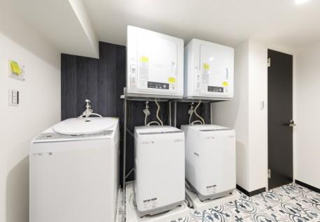 洗濯機2 乾燥機2 洗濯乾燥機1