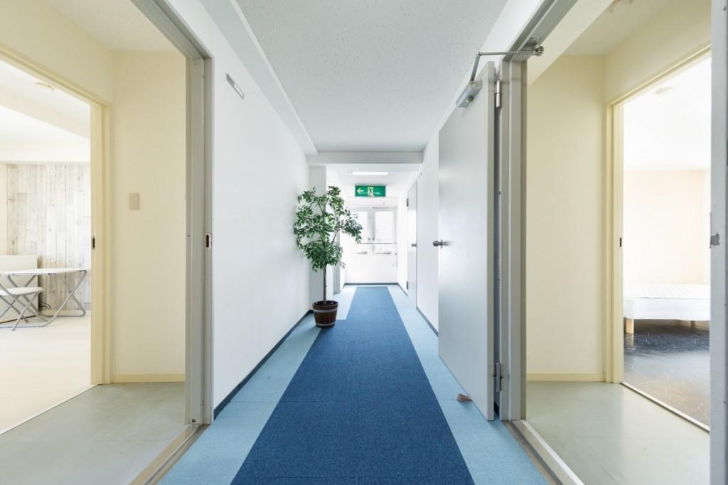 部屋・廊下