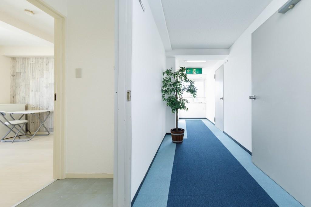 前部屋・廊下・